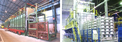 """T6 Heat Treatment Furnace"""