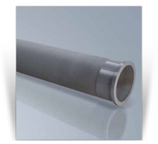 SILICON NITRIDE RADIANT HEATER TUBE